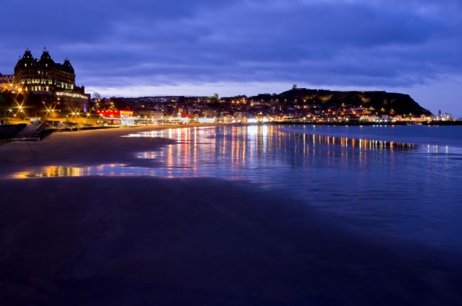 Richard Pinder | Scarborough South Bay