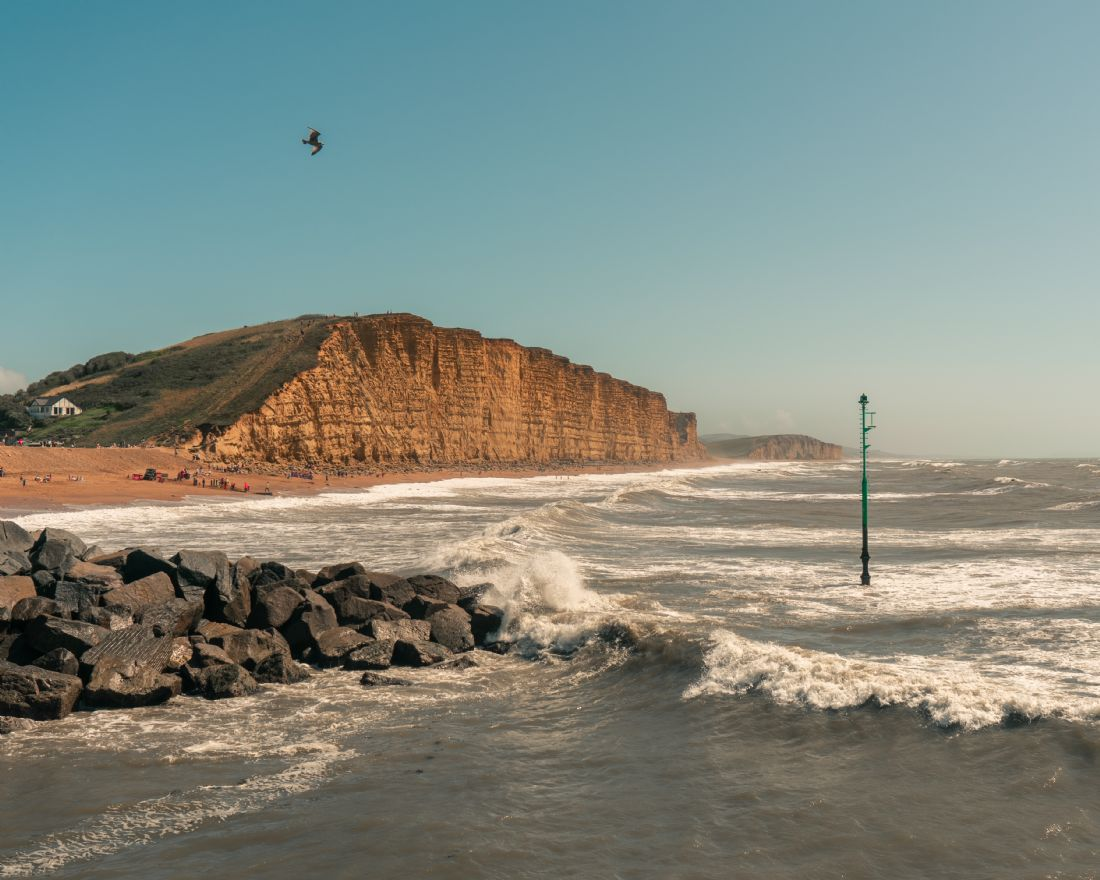 Mark Stinchon | West Bay Cliffs