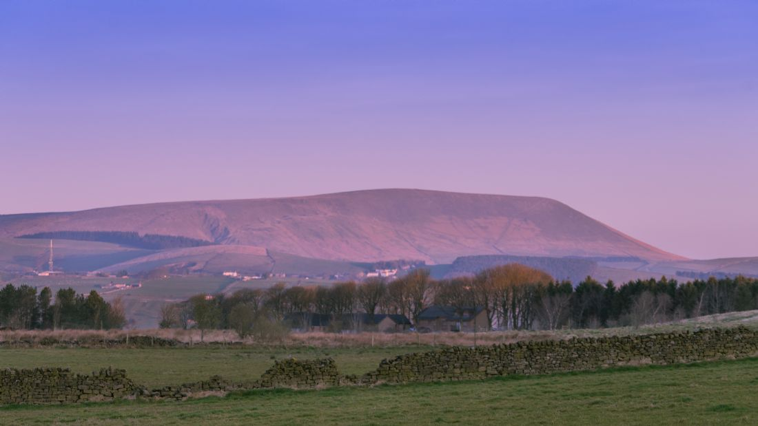 Mark Stinchon | Pendle Hill Sunrise