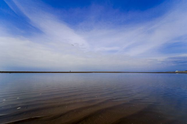 Mark Stinchon | Calm beach landscape - Formby