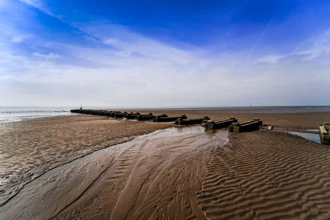 Mark Stinchon | Formby Beach Landscape
