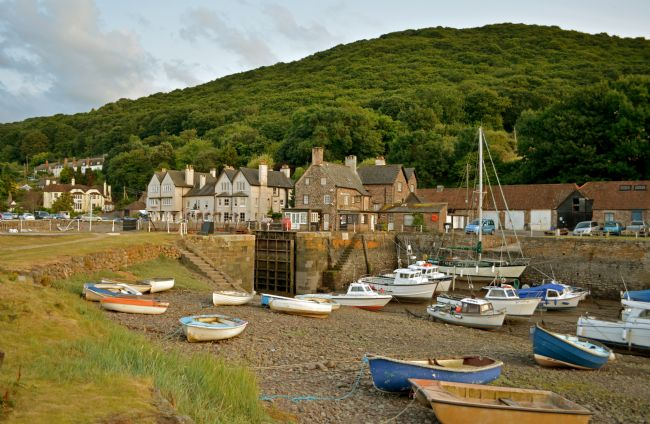 Graham Carnduff-Youngg | Low Tide at Porlock Weir