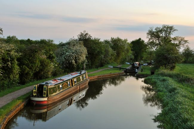 Graham Carnduff-Youngg | Dawn on the Tardebigge Flight