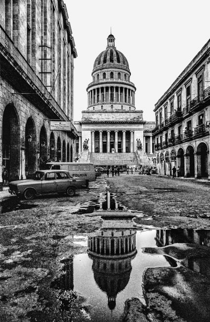 Theodore Crush | Capitolio after the rain