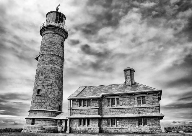 Theodore Crush | Lundy Old Lighthouse