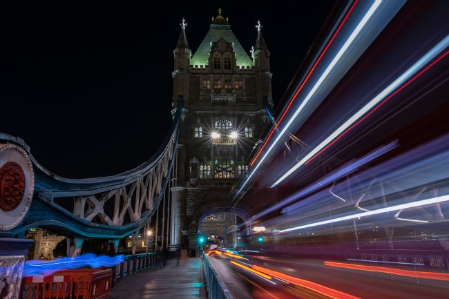 Simon Rigby | Tower Bridge After Dark