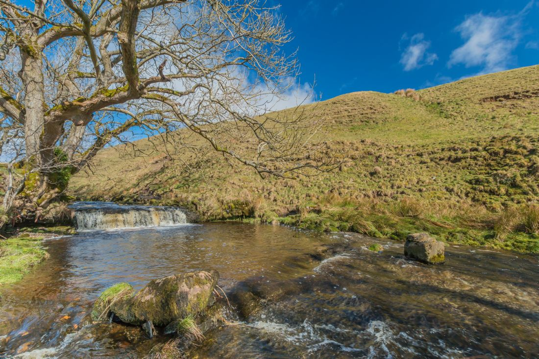 Richard Laidler | Ettersgill Beck Cascade in Early Spring