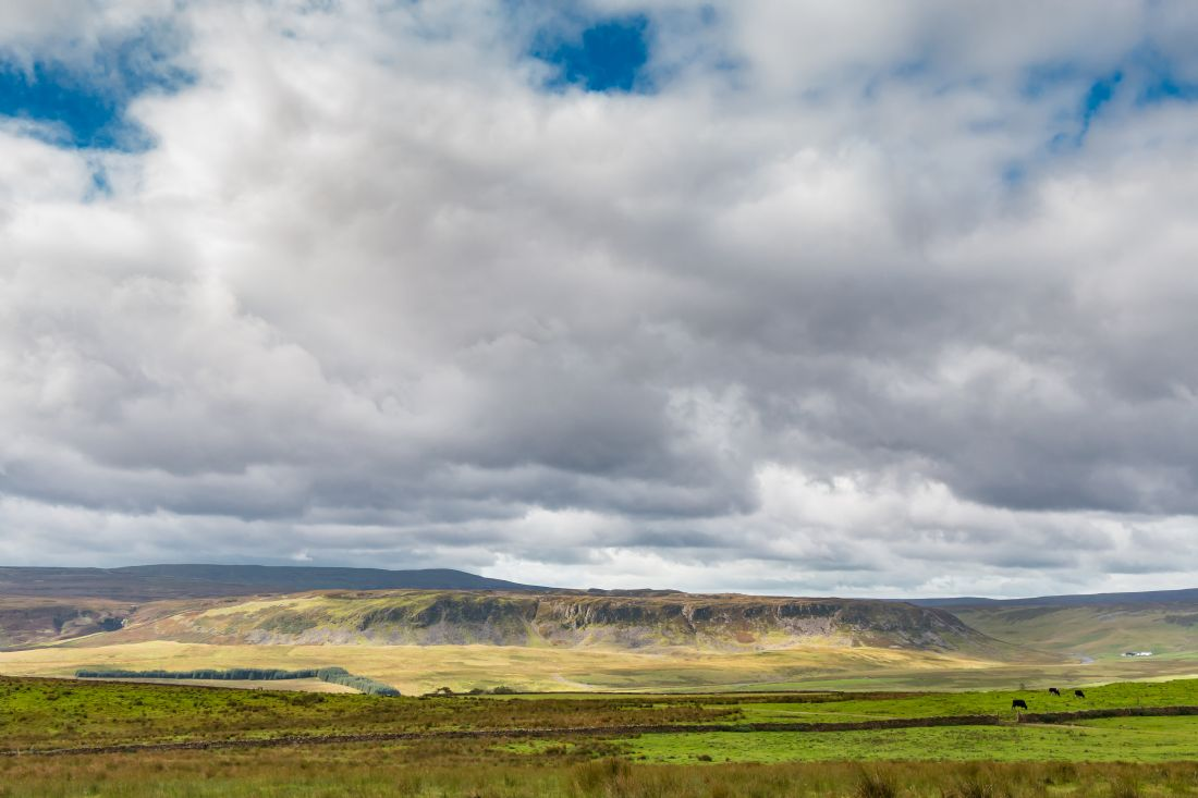 Richard Laidler | Cronkley Scar, Upper Teesdale from Wool Pits Hill