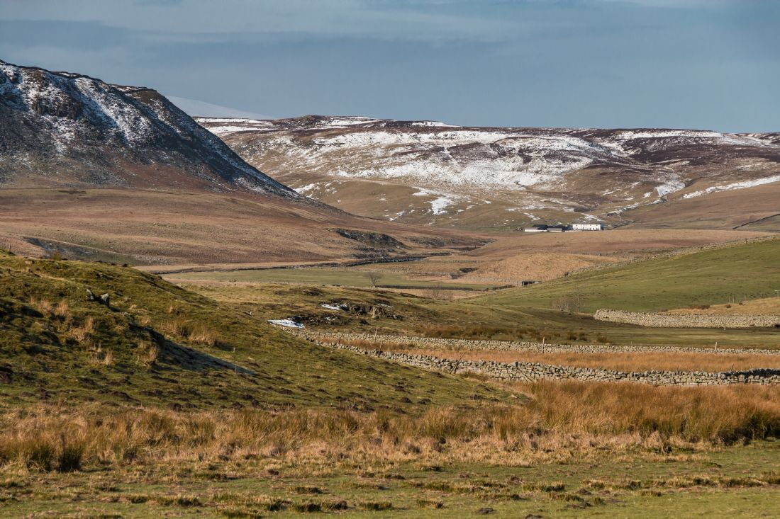 Richard Laidler | Cronkley Scar and Widdybank Fell from Birk Rigg