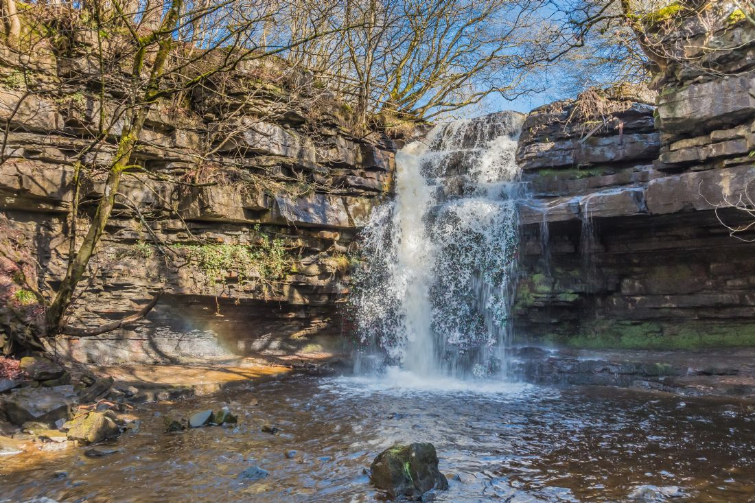 Richard Laidler | Summerhill Force Waterfall, Upper Teesdale