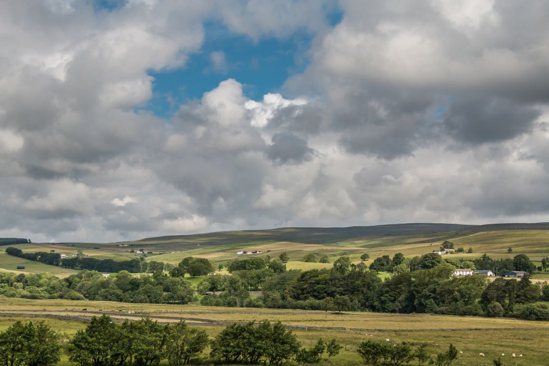 Richard Laidler | Towards Ettersgill from Holwick, Teesdale