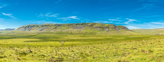Richard Laidler | Cronkley Scar Panorama, Upper Teesdale