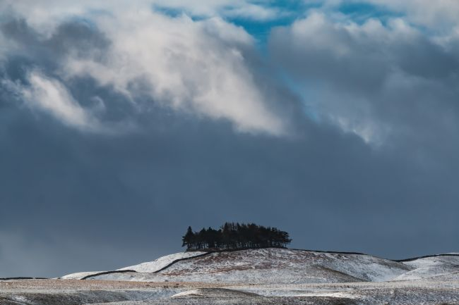 Richard Laidler | Kirkcarrion, Upper Teesdale, in Winter