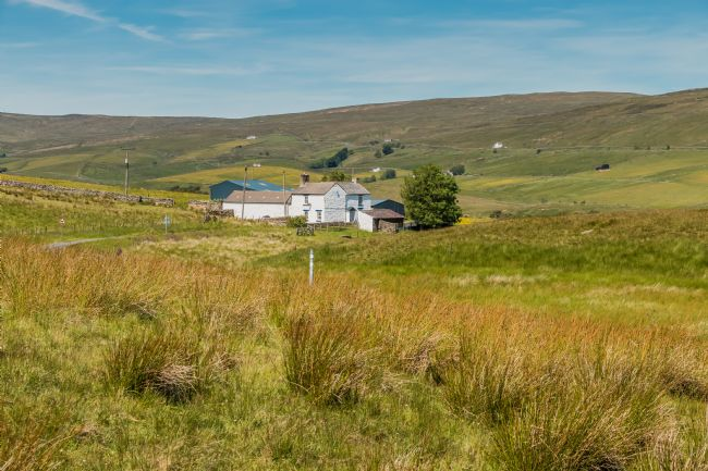 Richard Laidler | Peghorn Lodge Farm, Harwood, Upper Teesdale