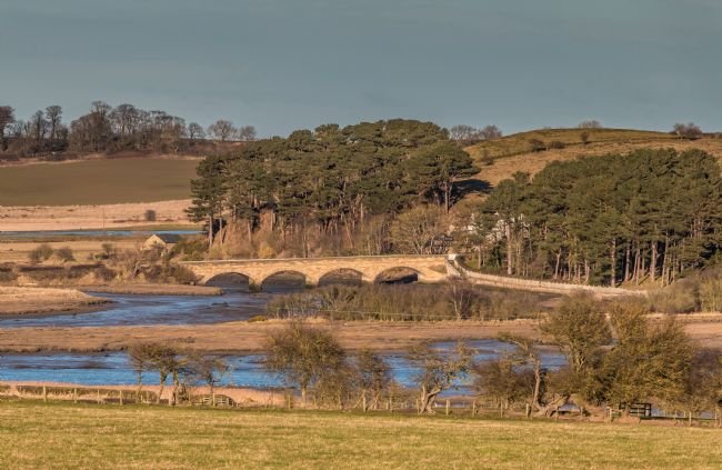Richard Laidler | The Duchess Bridge, Alnmouth, Northumberland