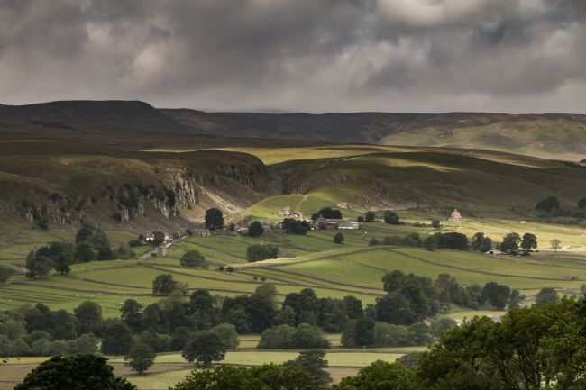 Richard Laidler | Bright Interval on Holwick, Upper Teesdale