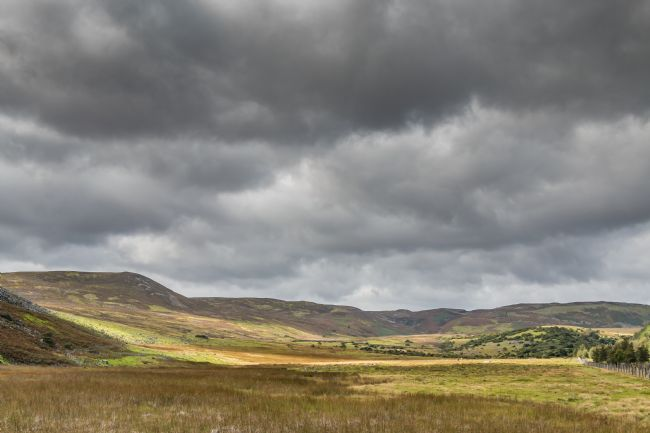 Richard Laidler | Towards Cronkley Fell from the Pennine Way at Blea Beck