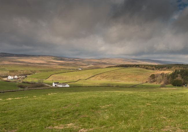Richard Laidler | Over Langdon Beck to Widdybank Fell, Upper Teesdale