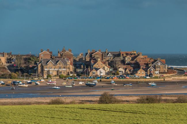Richard Laidler | Alnmouth Village and Harbour