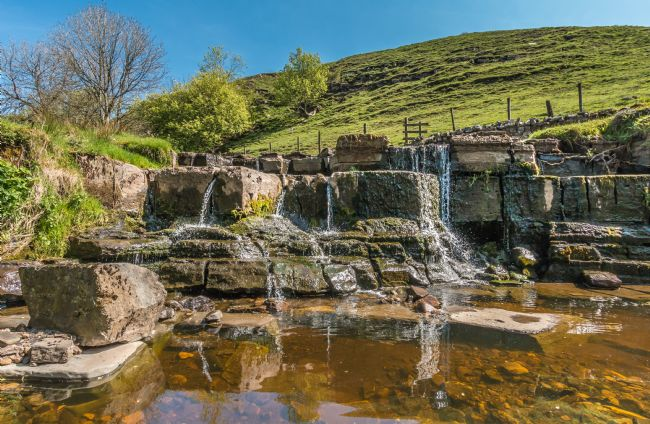 Richard Laidler | Springtime on Ettersgill Beck