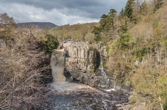 Richard Laidler | High Force Waterfall, Teesdale