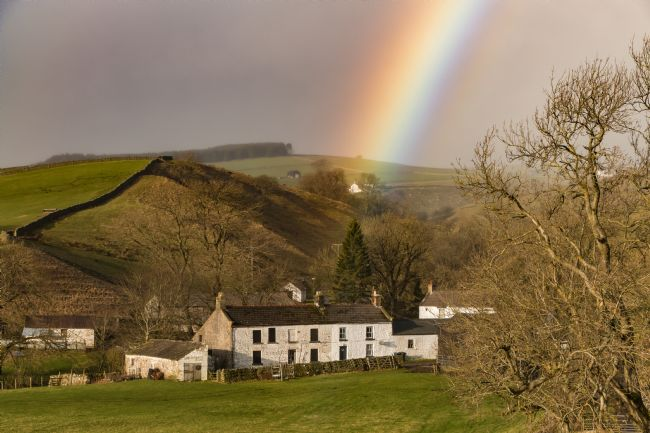 Richard Laidler | Rainbow's End, Dirt Pit Farm, Teesdale