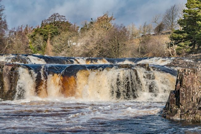 Richard Laidler | Low Force Waterfall