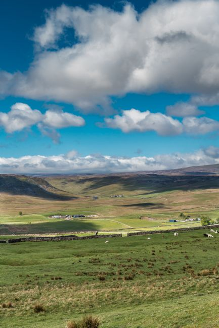 Richard Laidler | Big Sky over Widdybank Fell, Upper Teesdale