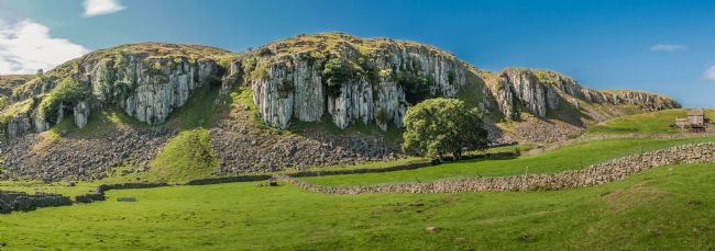 Richard Laidler | Holwick Scar Panorama, Upper Teesdale