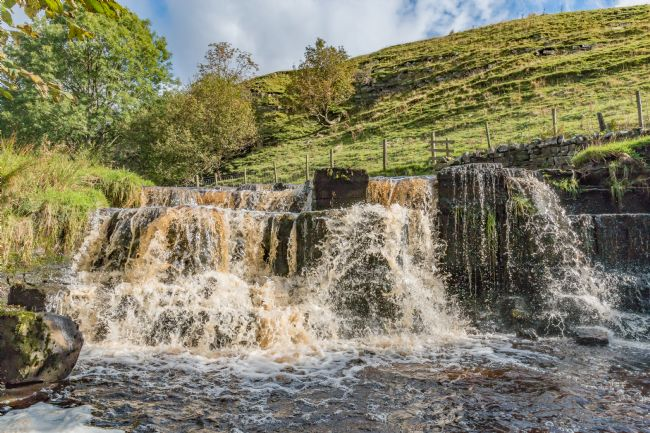 Richard Laidler | Waterfall on Ettersgill Beck, Teesdale
