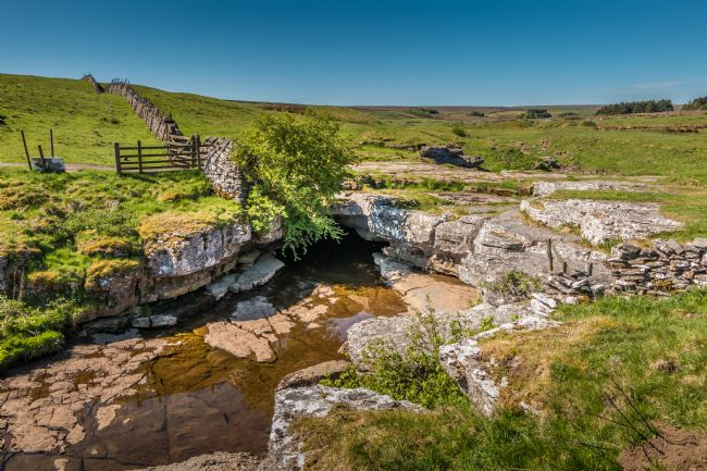 Richard Laidler | The Pennine Way at God's Bridge