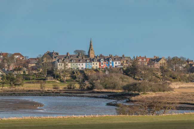 Richard Laidler | Alnmouth Cottages, Northumberland