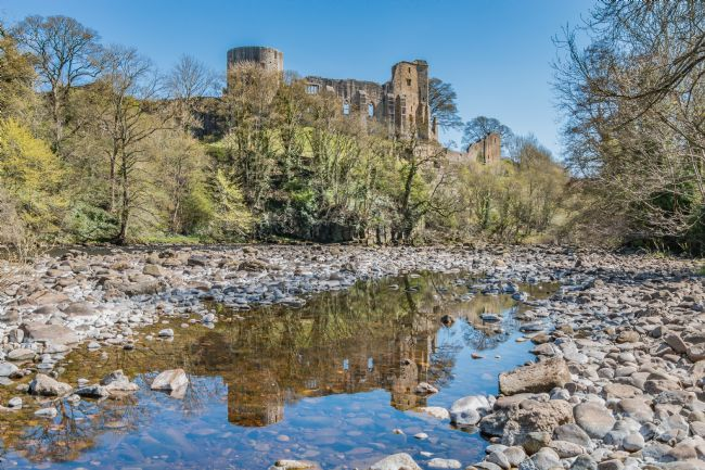 Richard Laidler | Barnard Castle and the River Tees