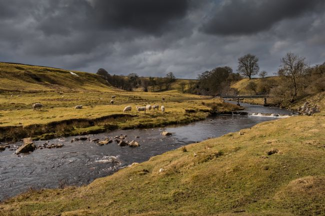 Richard Laidler | Bright Interval on Sleightholme Beck, Teesdale