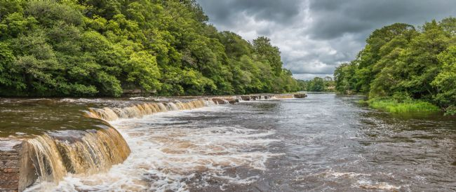 Richard Laidler | Whorlton Cascades Panorama