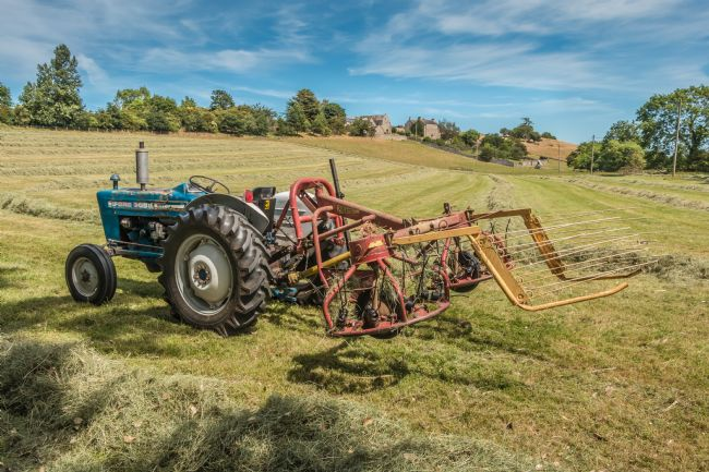 Richard Laidler | Vintage Haymaking