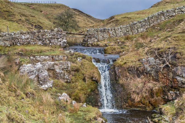 Richard Laidler | Moorland Stream Waterfall
