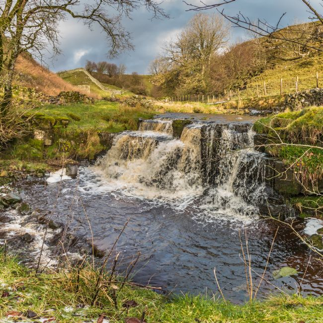 Richard Laidler | Ettersgill Beck Waterfall, Upper Teesdale