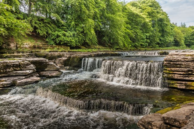 Richard Laidler | Lower Falls, Aysgarth, Wensleydale, Yorkshire Dales