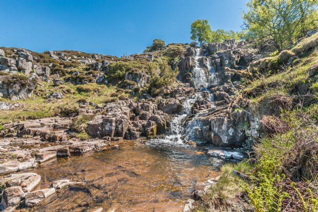 Richard Laidler | Spring at Blea Beck Force Waterfall, Teesdale