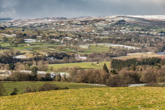 Richard Laidler | Over Towards Lunedale from Folly Top, Teesdale