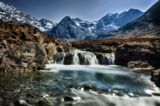 Phill Thronton | Fairy Pools, Isle of Skye.
