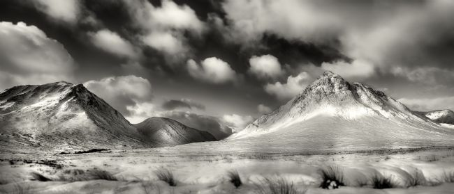 Phill Thronton | Buachaille Etive Mor