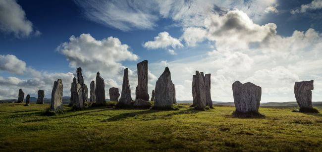 Phill Thornton | The Callanish Standing Stones Isle of Lewis