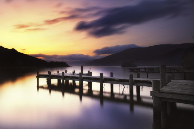 Phill Thronton | Loch Earn No.1