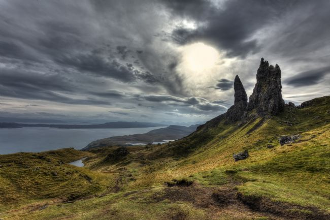 Phill Thronton | The Old Man of Storr