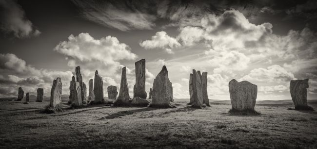 Phill Thronton | The Callanish Standing Stones Isle of Lewis