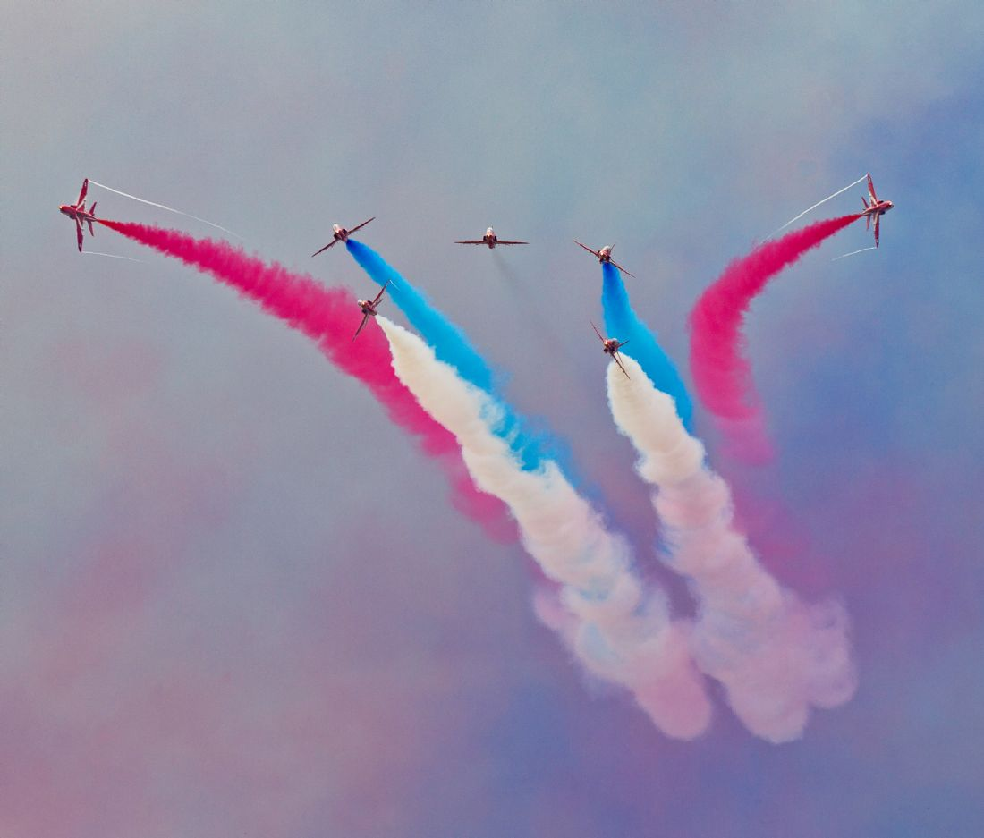 Tom Dolezal | Incoming Red Arrows