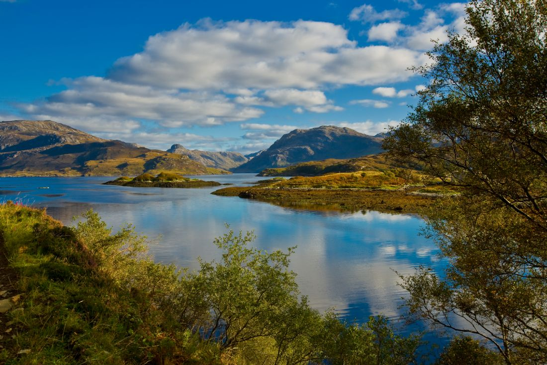 Tom Dolezal | Reflections at Loch Glencoul