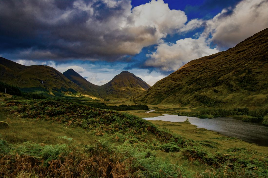 Tom Dolezal | Glen Etive vista
